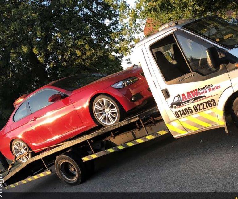Sell Car Suffolk